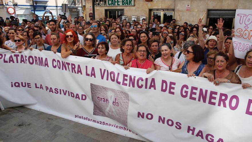 Aumentan un 21,9% las denuncias por violencia de género en Andalucía en el segundo trimestre del año