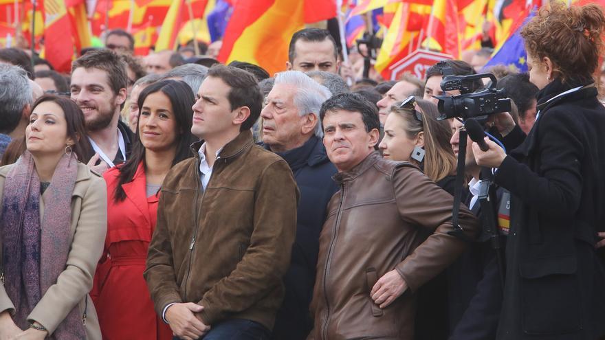 UPyD se suma a la candidatura de Valls para la alcaldía de Barcelona