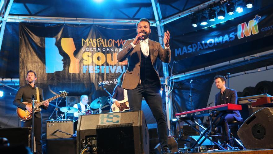 Segunda jornada de Maspalomas Costa Canaria Soul Festival.