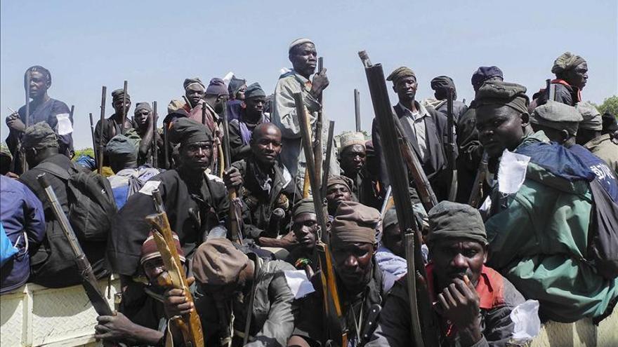 Boko Haram ataca una importante ciudad en el noreste de Nigeria