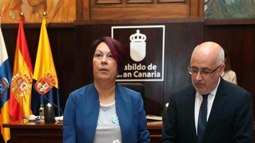 Carmen luz vargas nueva consejera de pol ticas sociales - Trabaja con nosotros gran canaria ...