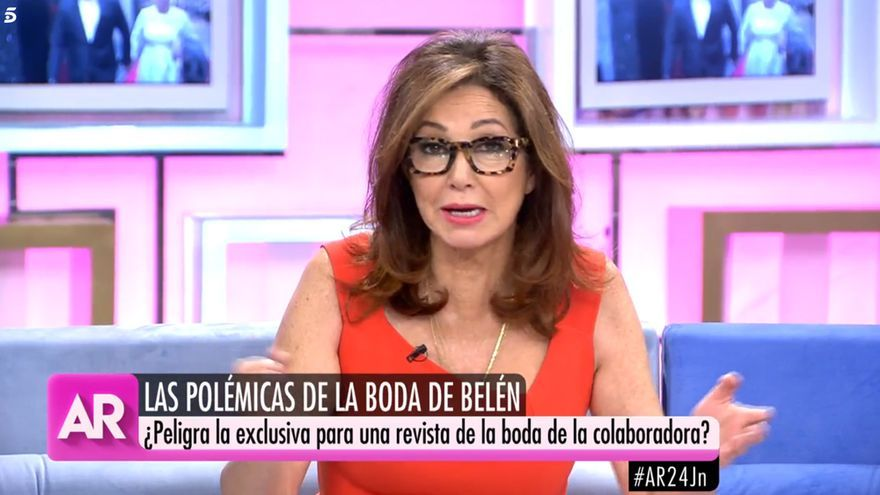 Un hacker suplanta la identidad de Ana Rosa para reventar la exclusiva de Belén Esteban