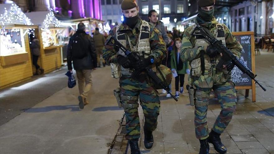 Bruselas perdió 52 millones de euros diarios por la alerta máxima terrorista