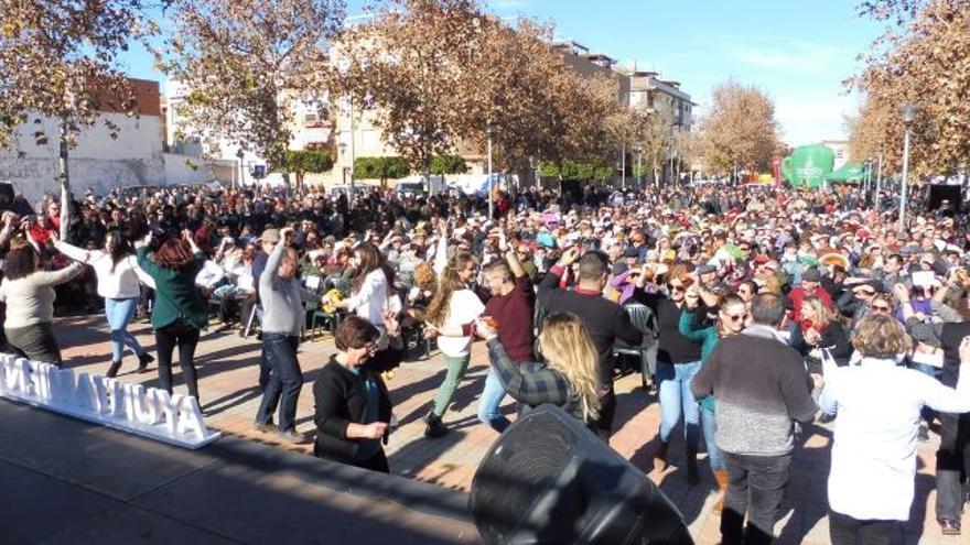 En el encuentro participarán seis grupos, quienes interpretarán la música y los bailes característicos murcianos