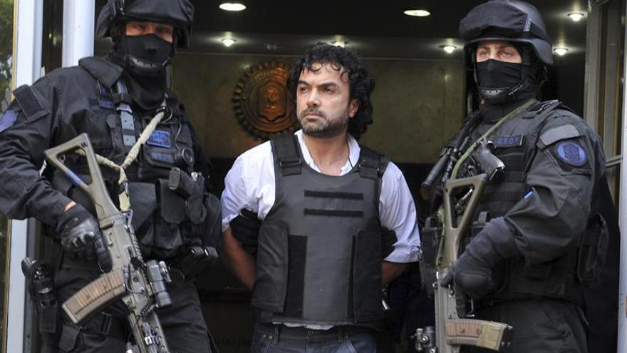 Argentina inicia el juicio de extradición a EE.UU. del narco colombiano Mi Sangre