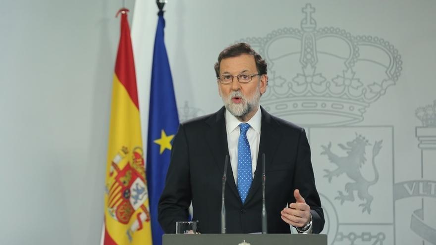 """Rajoy rechaza lecciones del PSOE con las pensiones cuando dejó España """"al borde de la quiebra"""""""