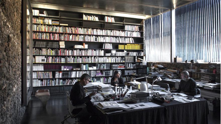Laboratorio Barberi (Olot, Girona) / Foto:Hisao Suzuki.