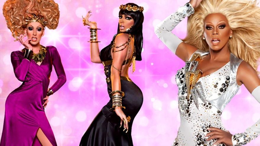 Ten logra su primer TT estelar con 'RuPaul', el talent de las Drag Queens