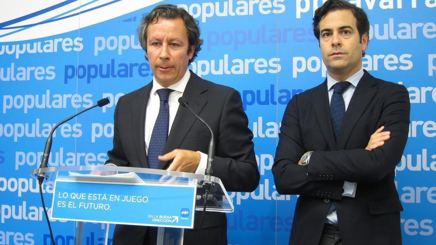 """Floriano (PP) dice que, """"según Pedro Sánchez, para tener derecho a la presunción de inocencia hay que ser socialista"""""""
