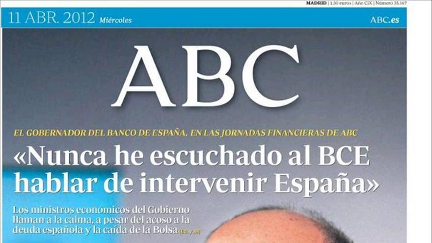 De las portadas del día (11/04/2012) #6