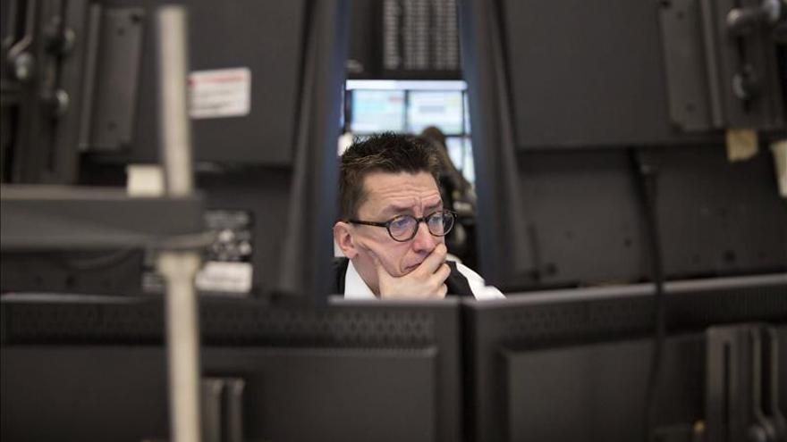 La Bolsa de Fráncfort baja un 0,42 por ciento en la apertura