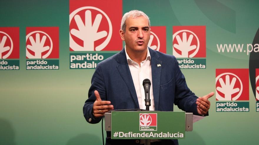 """PA critica el """"silencio cómplice"""" de Griñán ante el gasoducto en Doñana y pregunta si influye la presencia de González"""
