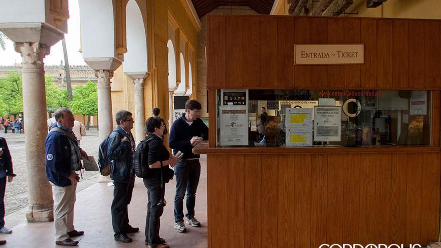 Taquillas de la Mezquita | MADERO CUBERO