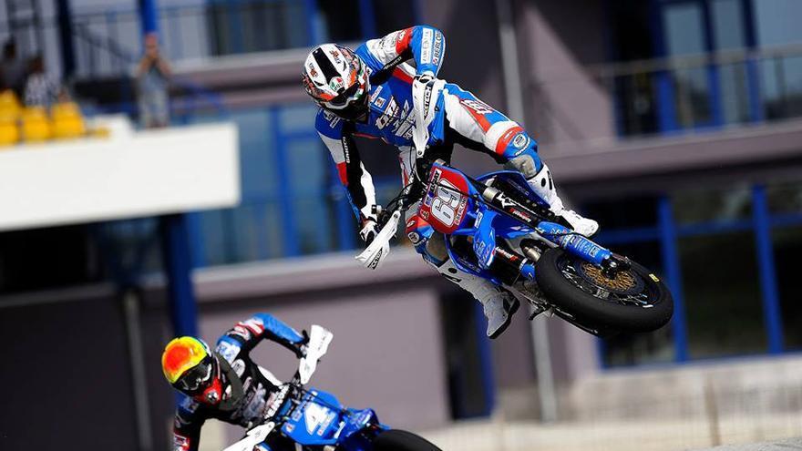 Campeonato de España de Supermoto en el circuito de Jerez
