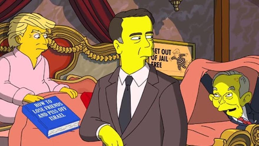 Trump y Nixon - Vertele