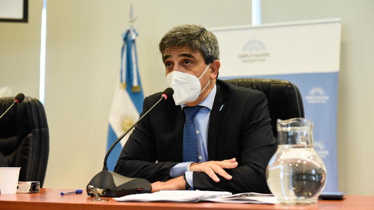El titular de la Comisión de Salud de Diputados, Pablo Yedlin, habló de la situación de las prepagas.