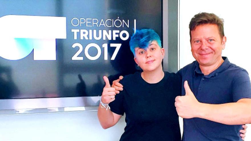 """OT 2017 ficha a la youtuber Belena Gaynor: """"Si quieren que barra el plató, lo hago"""""""