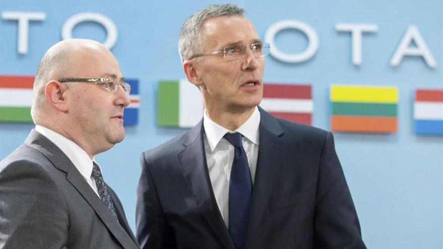 La OTAN aportará el apoyo en defensa que Libia ha solicitado formalmente