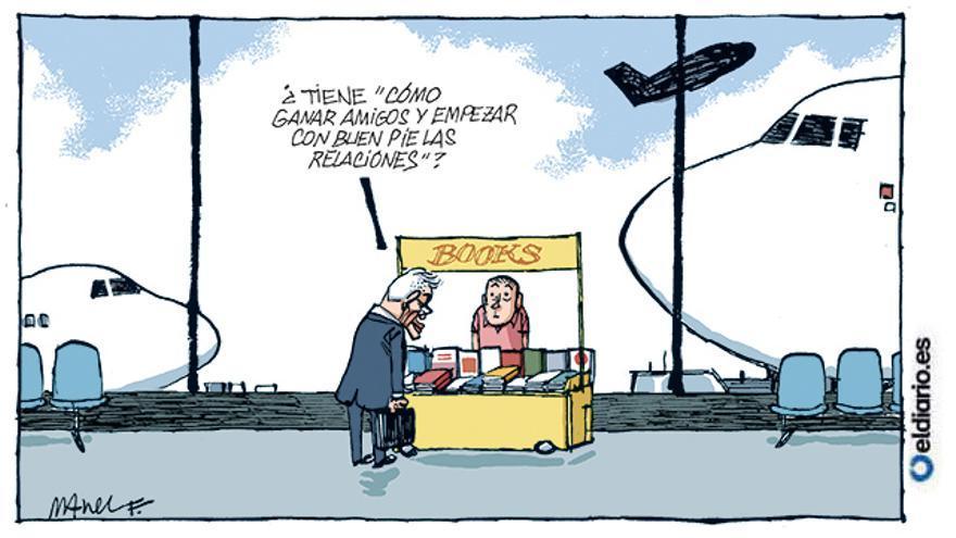 Borrell, rumbo a Europa
