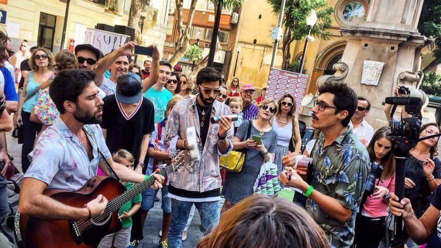 El Big Up Murcia tiene el compromiso de aportar herramientas y formación a los jóvenes músicos de la Región
