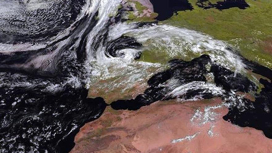 El anticiclón de las Azores se impone tras la lluvia y el frío