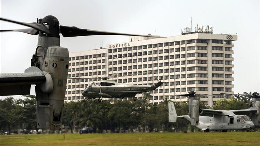 Filipinas refuerza la seguridad ante la cumbre de la APEC