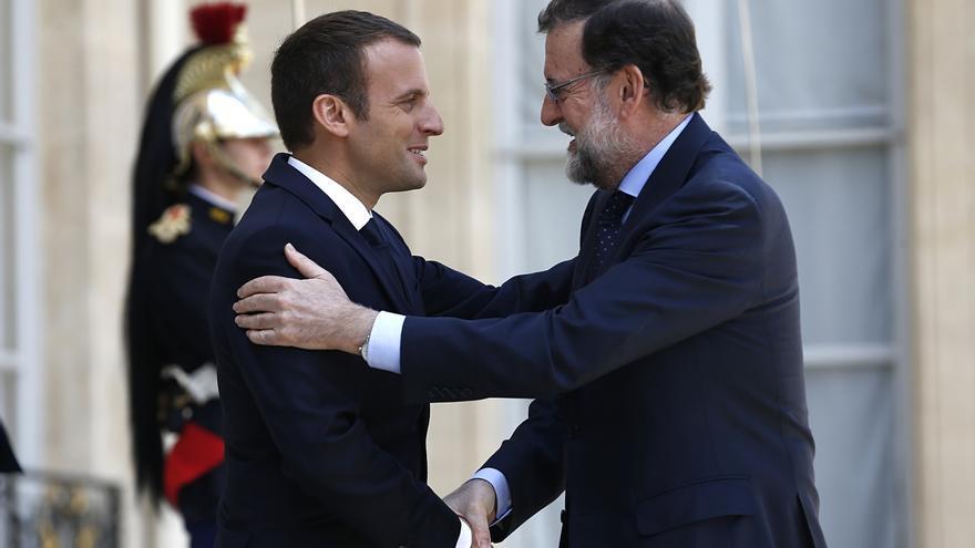 Rajoy, Merkel, Macron y Gentiloni volverán a reunirse en noviembre en Madrid para trabajar en la integración europea