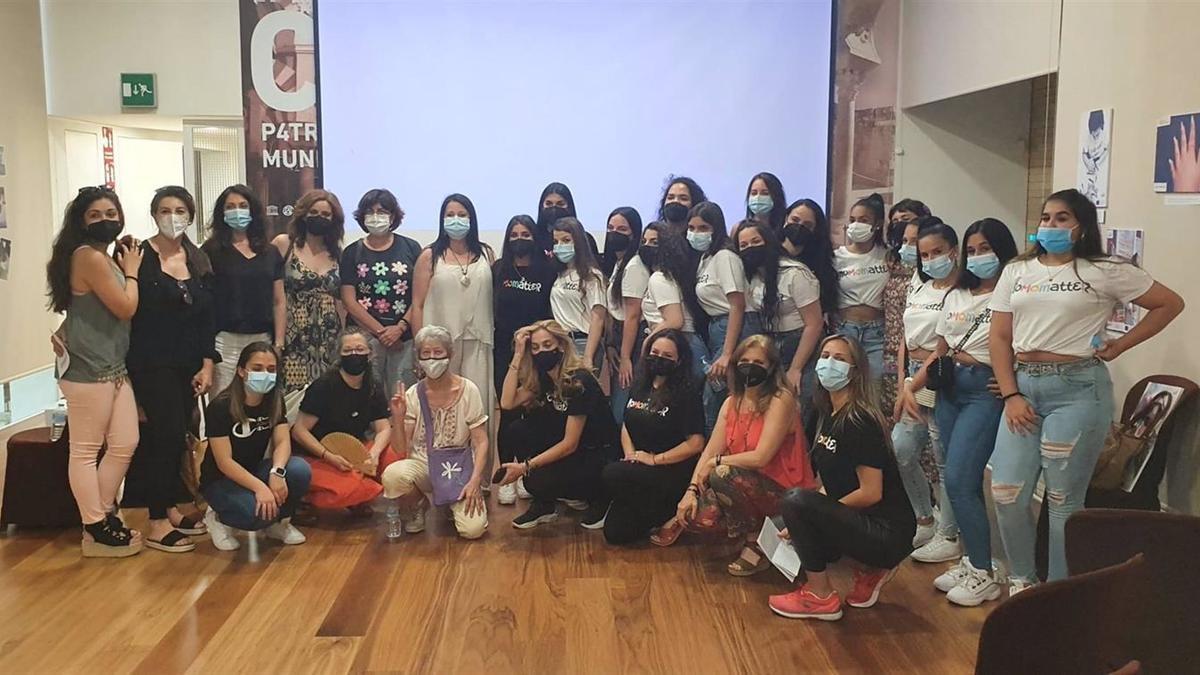 Participantes en el proyecto 'RoMoMatteR'.
