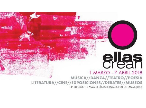 Cartel Ellas Crean 2018
