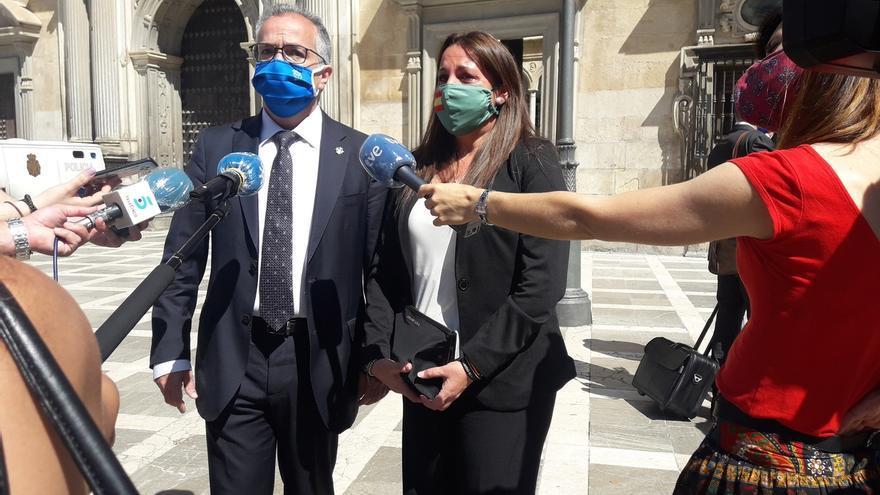 Suspenden el juicio del crimen del guardia civil por falta de medidas de seguridad
