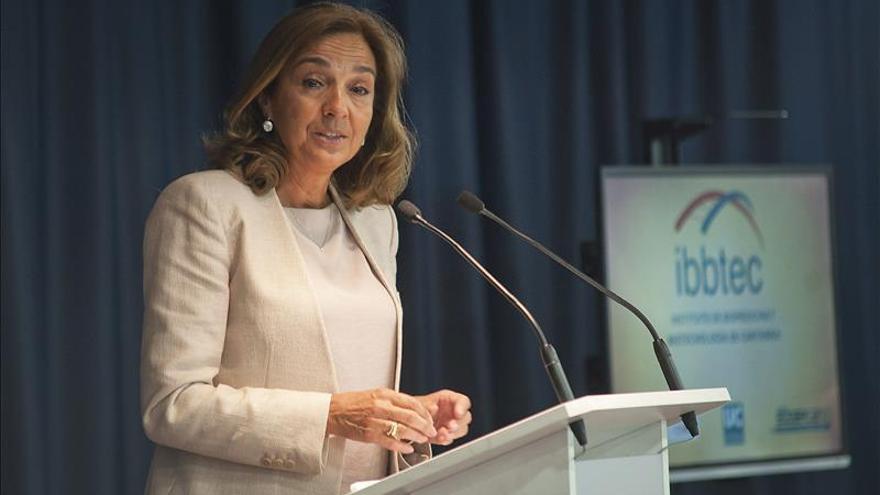 Carmen Vela dice que ya hay un cambio de tendencia en la inversión en ciencia.