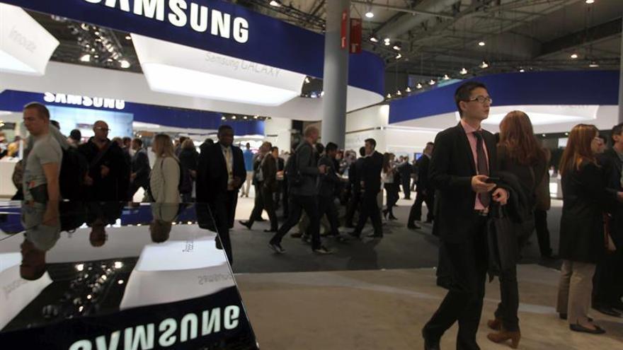 Samsung acerca a los barceloneses su sistema de pago a través del móvil