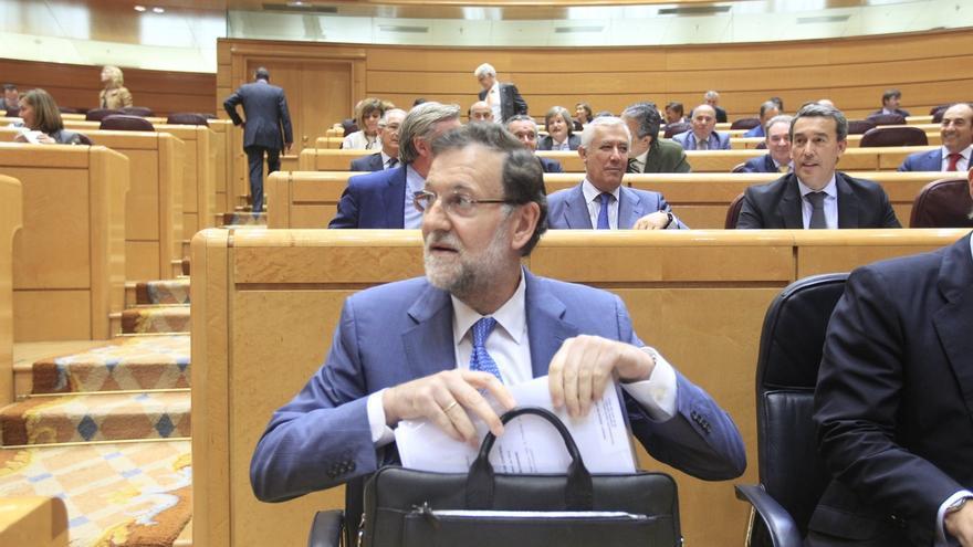 Rajoy acudirá a la sesión de control del Senado tras las elecciones autonómicas y municipales
