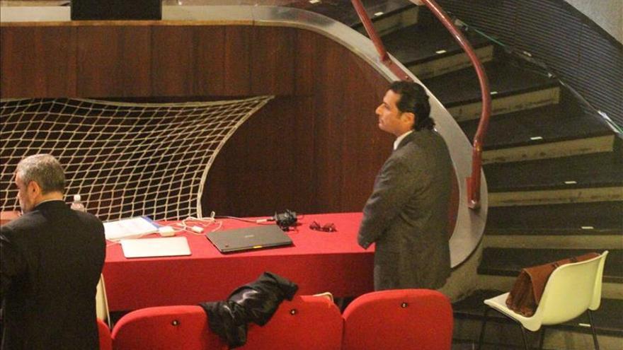 Schettino reitera su inocencia en el caso Concordia, visto para sentencia