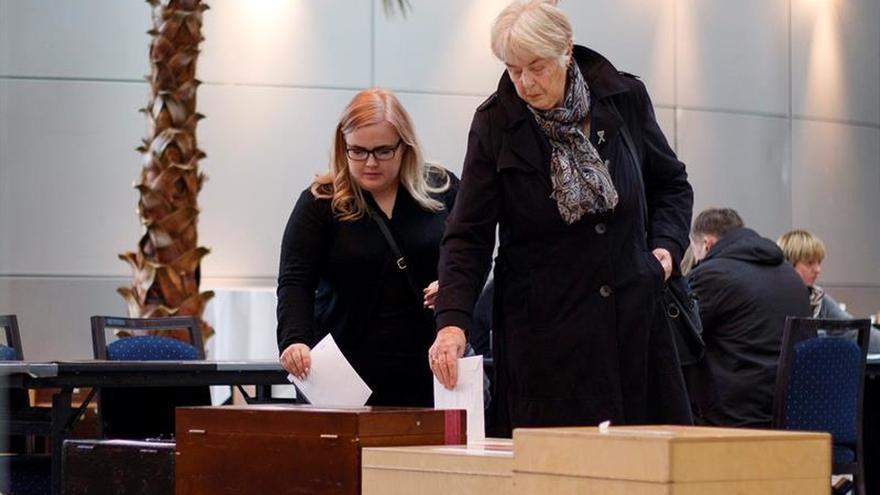 El líder rojiverde renuncia a intentar formar Gobierno en Islandia