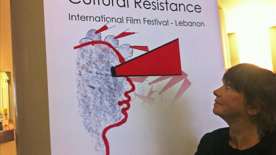 La cineasta franco-libanesa Jocelyne Saab aboga por la resistencia cultural frente a los conflictos