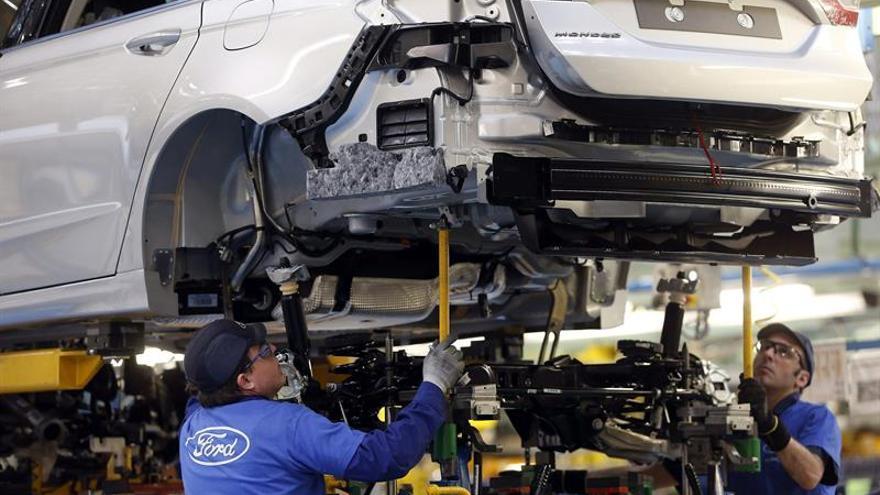 Ford Almussafes ensamblará baterías para el nuevo Kuga enchufable e híbrido