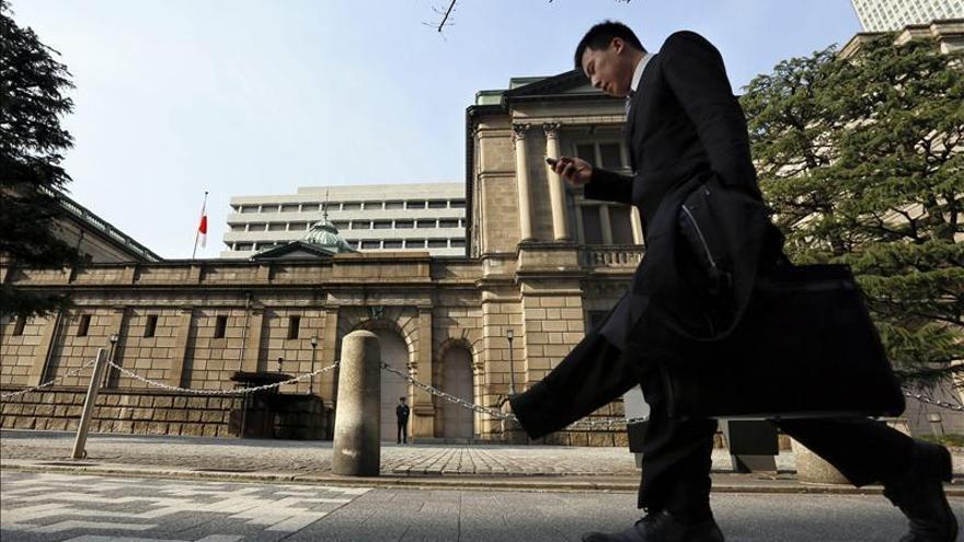El superávit por cuenta corriente nipón se redujo un 4,3 por ciento interanual en marzo