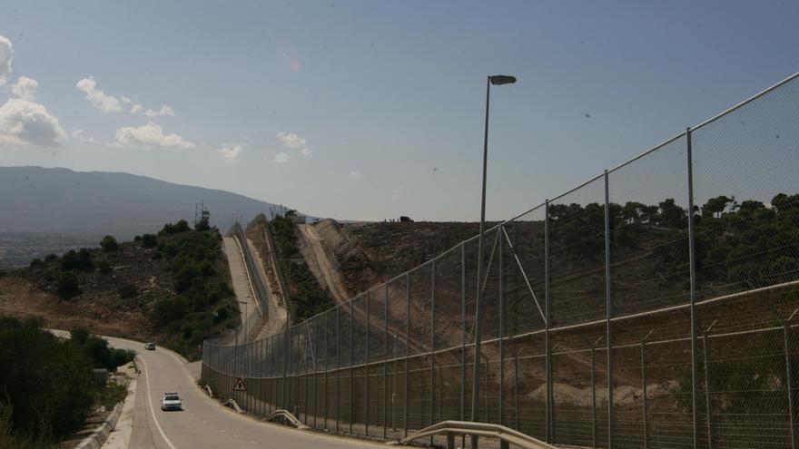 La alambrada de Melilla
