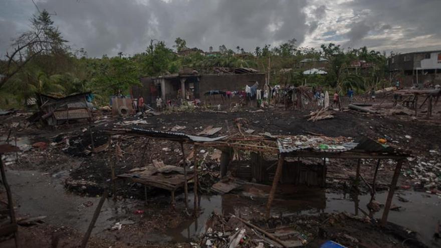 Más de 400 muertos en Haití por el huracán Matthew