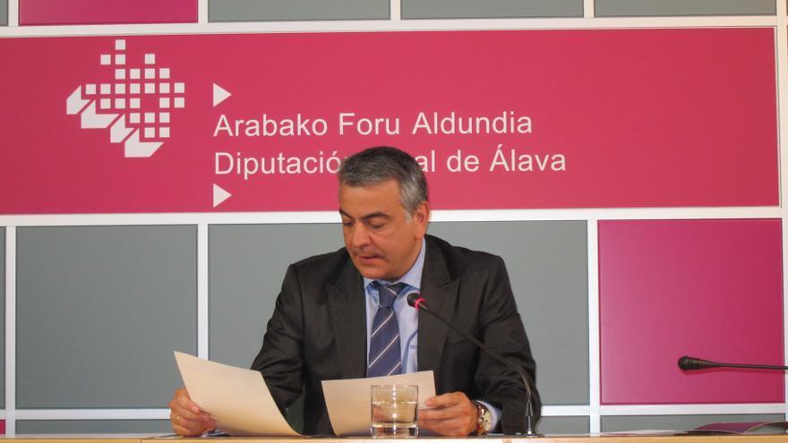 La Hacienda alavesa recaudó el año pasado 16,3 millones de euros más de lo previsto