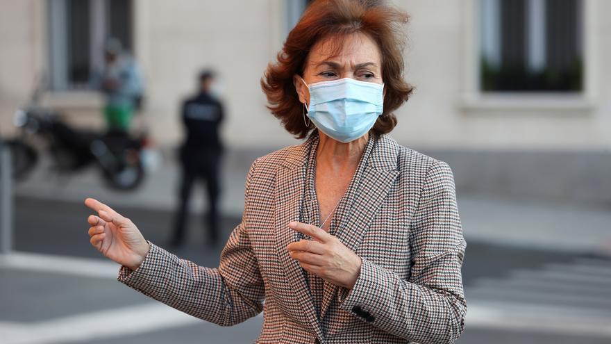 Calvo exige esfuerzo por reivindicar a grandes mujeres españolas en el mundo