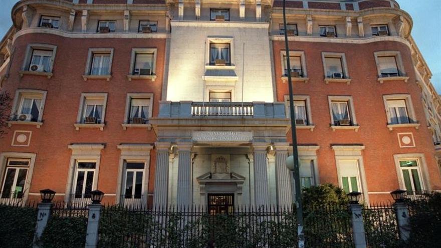 El Gobierno adjudica la rehabilitación de la futura sede del Ministerio de Exteriores
