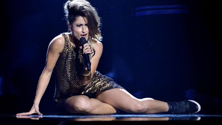 """Barei: """"Eurovisión está entre las tres noches más increíbles de mi vida"""""""