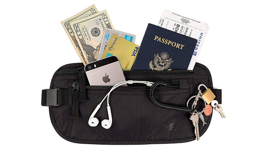 Accesorios de viaje contra robos