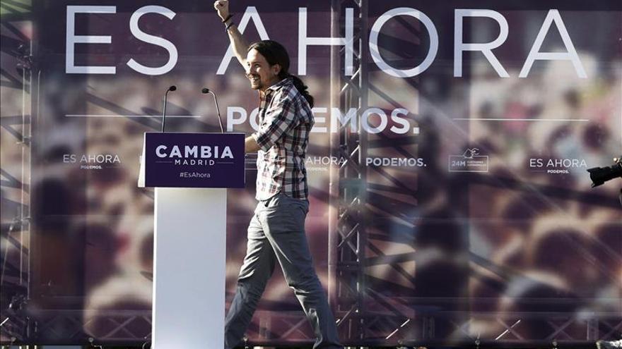 """Podemos suspende """"temporalmente"""" a la dirección de Podemos Rivas"""