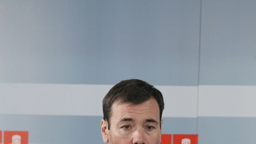 """Gómez dice que """"las políticas de recortes de derechos del PP no sirven para crear empleo"""""""