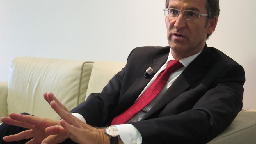 Feijóo cree que mantendrá la mayoría absoluta y ratifica que si gobierna repetirán consejeros