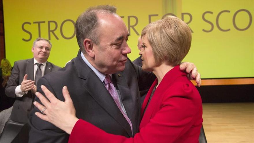 Sturgeon quiere convertir al SNP en clave para la política británica