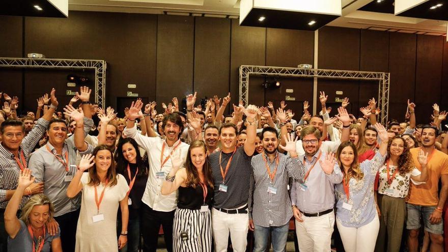 """Ciudadanos celebra desde este viernes en Alicante su Campus Joven, en el que intervendrá Rivera, para """"detectar talento"""""""